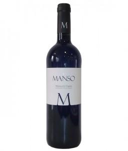 botella Manso 2015